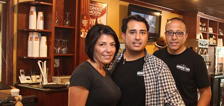FRanicsco Guzman and parents 072915