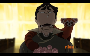 I feel ya, Bolin. Don't worry, you'll get another girlfriend in Season 2