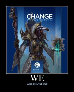 Tzeentch: Change We Can Believe In (Mutations and Insanity to follow)