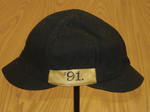 ... me about an unusual cap he had just purchased d588ca92e85