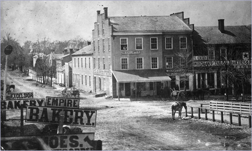 Downtown 1860