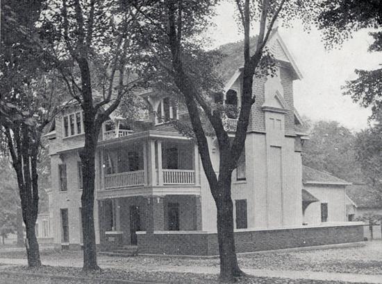 Phi Delt House III