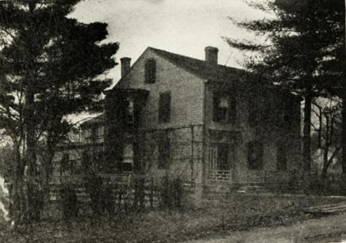 CM house 1907