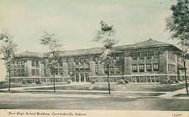 Crawfordsville high School