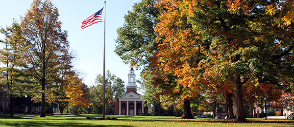 Campus trees require a lot of attention throughout the year.