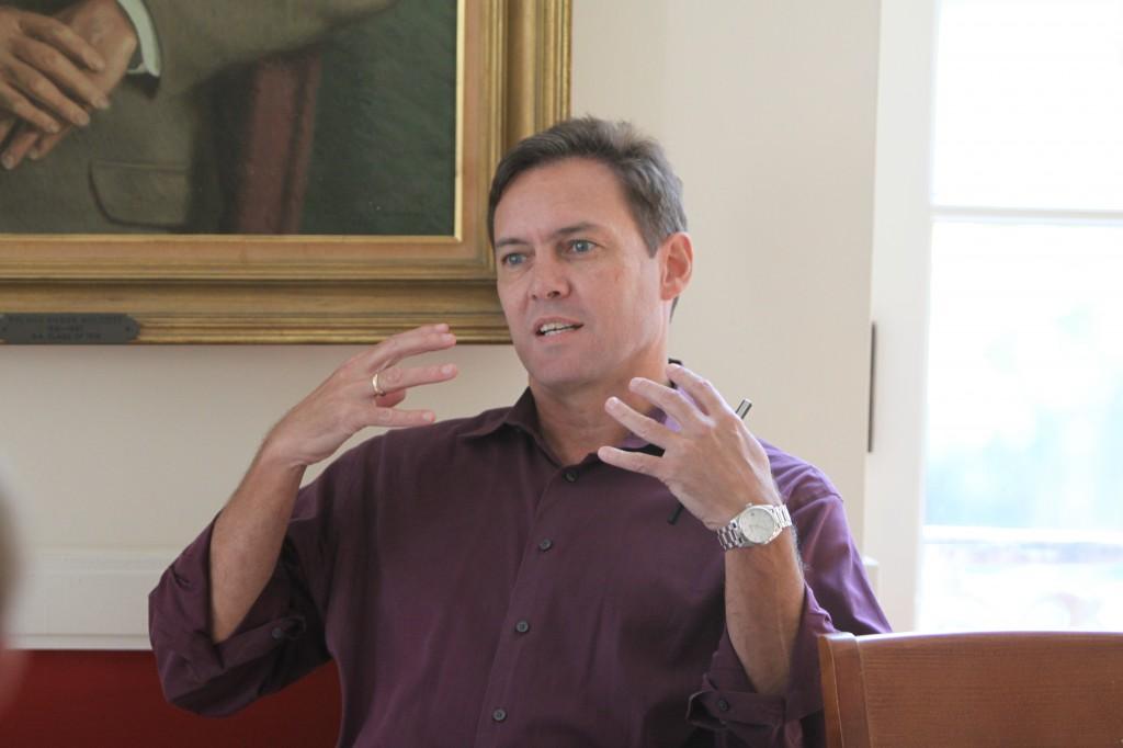 Tim Padgett '84