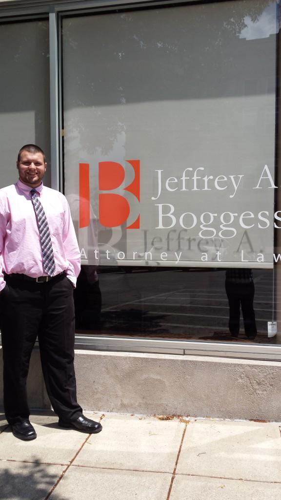 Brett Gierke Summer Internship 2014