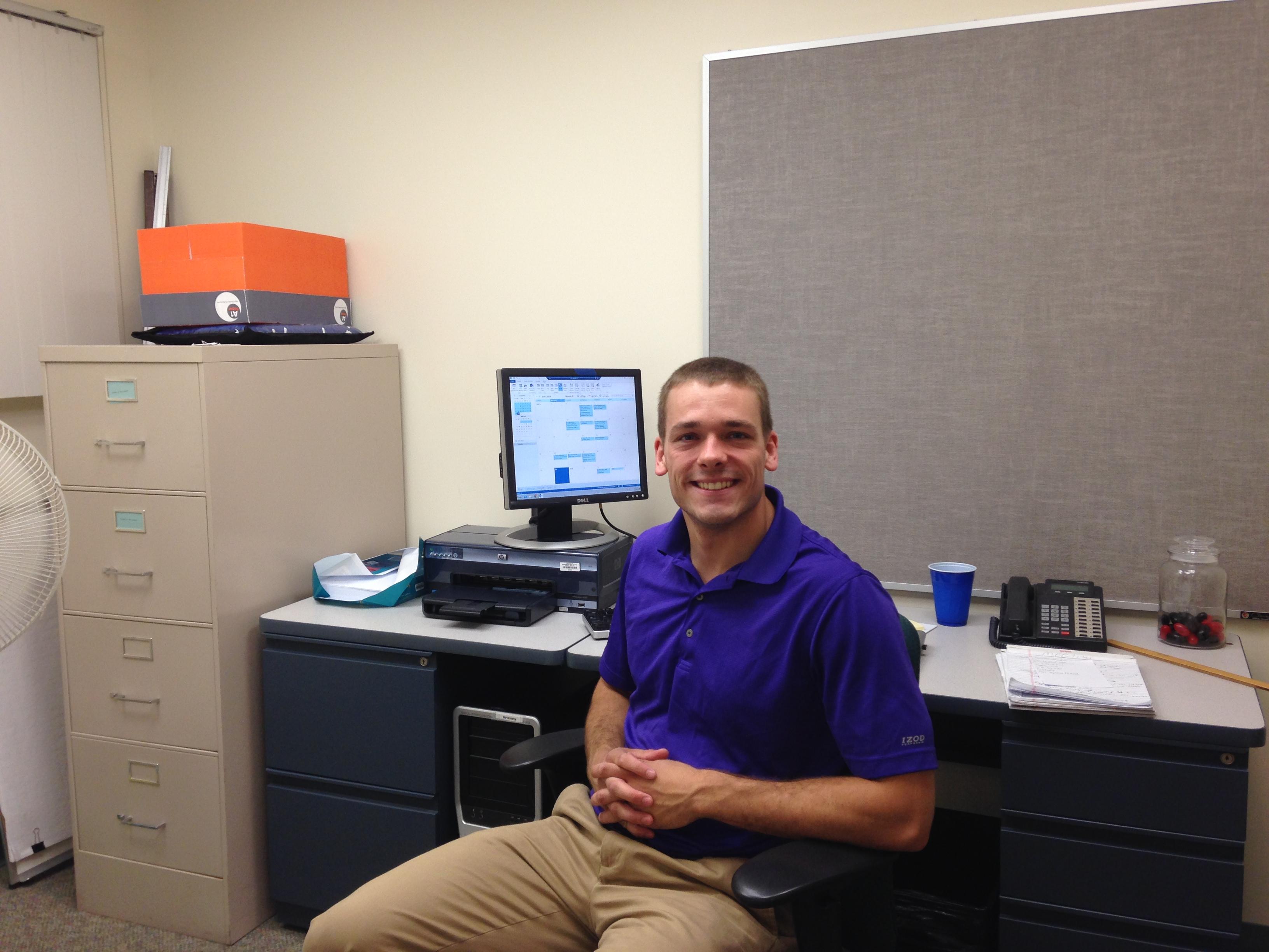 Ethan Groff Summer Internship 2014