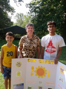 Hemant Sah Summer Internship 2014