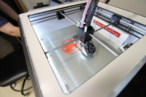 Wabash 3-D Printer Jack Leppert