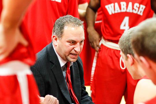 Coach Kyle Brummett