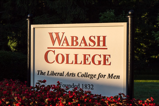 Welcome To Wabash College